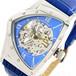 コグ COGU 腕時計 メンズ BS00T-BL 自動巻き ブルー ブルー
