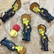 "THUMBS""Rod Flanders x Harry Potter Pin Badge"""