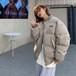 ビッグシルエットパデッドジャケット1011-201217012