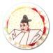戦国肖像画ケーキ(豊臣秀吉)