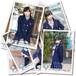 小日向くるみ ブロマイド3枚セット 【春ブレザー/全12種】 2015年3月 #BR00206