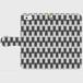 iPhone5/5s/SE 手帳スマホケース 矢絣A(MMD-PBI5-T003GR1)
