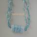 ◆ 春夏 ウッドの涼し気なネックレス N151 ◆