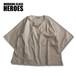 Ethnic Tunic Shirt -Beige