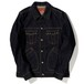 Road Jack-2 DENIM JKT (INDIGO) / RUDE GALLERY BLACK REBEL