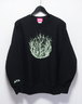 digital lightning sweat shirt