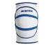 【Errea】海外限定(ユニセックス)☆バレーボール ニーサポーター 左右セット White