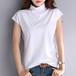 【トップス】今季も大流行ファッション着回し力抜群ハイネックTシャツ18755429