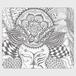 手帳型(帯なし)サイズ(M):kazue.M_002(武)