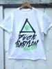 『FUCK BABYLON』T-shirt white