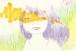 【drawing】えらいニキビ出来たし髪はパサつく