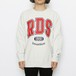 RUDIE'S / ルーディーズ | RDS CREW SWEAT - Oatmeal
