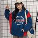 【❤トップス】フード付き長袖プリントファッションパーカー25121710