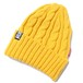 RUDIE'S / ルーディーズ | PHAT CABLE KNIT CAP - Mastard