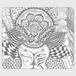 手帳型(帯なし)サイズ(L):kazue.M_002(武)