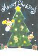 クリスマス ポストカード
