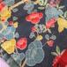 梅と橘模様の小紋