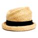 [curione] tarte raffia hat