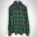 【Woolrich】Flannel shirt