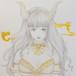 Drawing「夢想-Ⅱ(Reverie-Ⅱ)」
