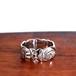Hawaiian Jewelry Silver 925 8mm幅RING