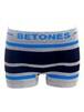【MENS】BREATH BR001 9 Blue×D Navy