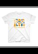 GFB'20(つくばロックフェス)Tシャツ  ホワイト