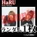 【チェキ・ランダム1枚】HaRU(Risky Melody)