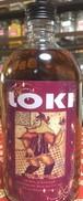 ジュニパーベリー酒「LOKE(ロキ)」レシピ&3スパイス+ラベルシール付き。ジンの風味のハードな男のリキュール。全国どこでも送料無料でポスティング!