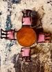 イギリス ミニチュア小物 テーブルセット 木製