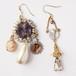 < Earrings >P-NO.783