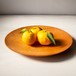 楕円大皿(270×310) | 山桜