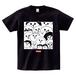 "minario / たまおさん""集合"" T-SHIRT BLACK"