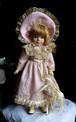 イギリス ヴィンテージドール 人形