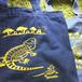 フトアゴデニムトート(Pogona vitticeps tote bag)