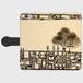 受注制作*手帳型スマホケース/大きな木