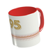【マグカップ(赤)】《95》ラインダンス