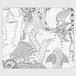 手帳型(帯なし)サイズ(M):kazue.M_003(水中瞑想)