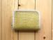青竹と麻の財布・小 麻の葉編み