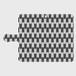 Android M 手帳スマホケース 矢絣A(MMD-PBAM-T003GR1)