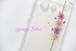 iPhone / andoroid 対応 押し花スマホケース「愛の簪~アイノカンザシ~」