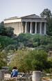 ギリシャ アテネ ファイストス神殿