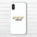 #080-055 iPhoneケース スマホケース iPhoneXS/X かわいい ゆるキャラ Xperia iPhone5/6/6s/7/8 可愛い キャラクター GALAXY ARROWS AQUOS タイトル:焼かれてるオムかめ ロゴあり 作:星宮あき