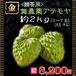 【贈答・家庭用】【送料無料】無農薬アテモヤ約2kg(5~7玉)【大玉・中玉】