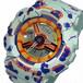 カシオ ベビーG フラワーレオパードシリーズ レディース 腕時計 BA-110FL-3A グリーン