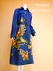 着物トレンチコート Kimono Coat LJ-100/M