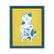 【ZUCO ASOBI イラストレーション】ネコおっさん ふりかけ