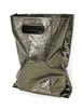Leather bag 'flat' mtallique クラッチバッグ 171ABG09