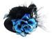 青薔薇ミニハット