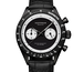 HOFFMAN WATCHES  RACING 40 MECHANICAL #04 BLACK&WHITE Limited 30pcs